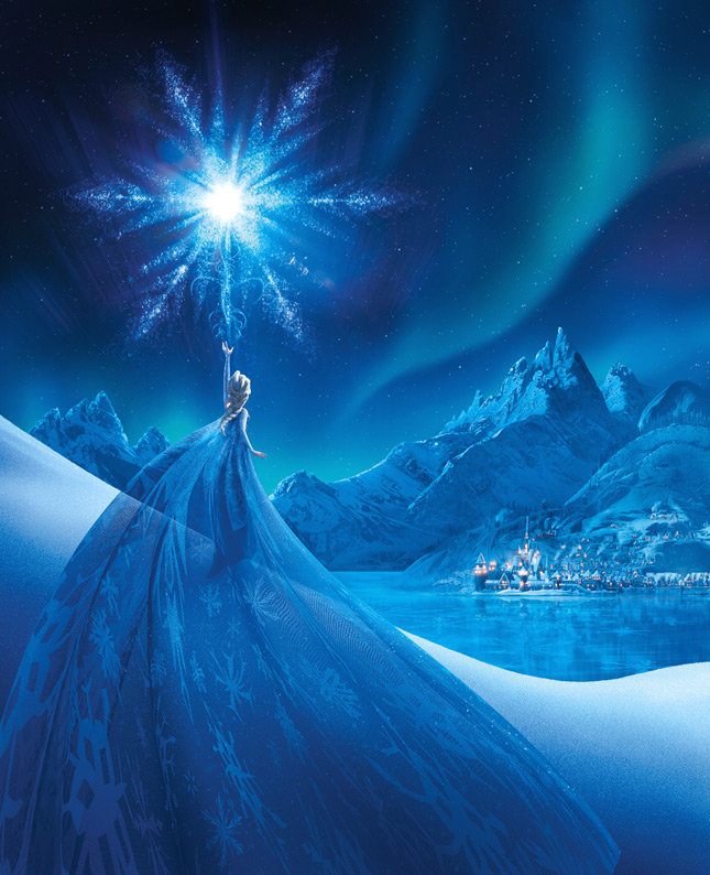 Elsa's Transformation