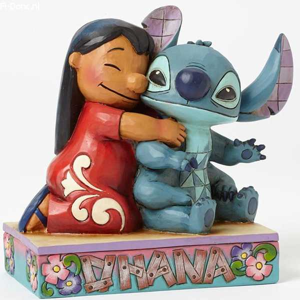 Lilo and Stitch - Naar Jim Shore Introductes