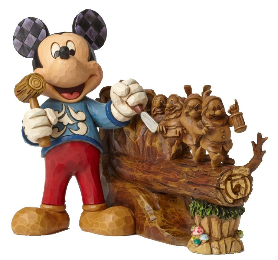 Mickey Sculpting