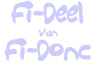 Fi-Deel van Fi-Donc