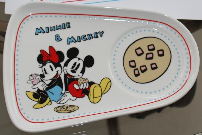 Mickey en Minnie Mouse Bordje