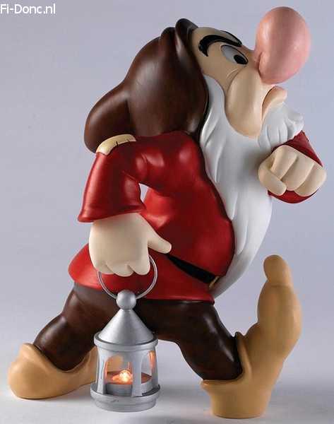 Grumpy Disney Enchanting Collection