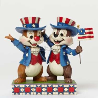 Chip and Dale Amerika